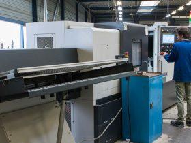 CNC draaien Takisawa LA 250 mhl Hamers Metaalbewerking