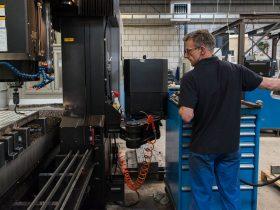 CNC frezen Hamers Metaalbewerking
